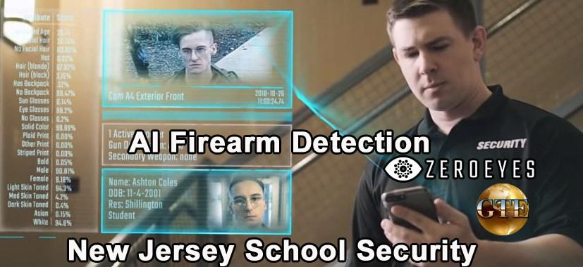 AI Firearm Detection - New Jersey School Security