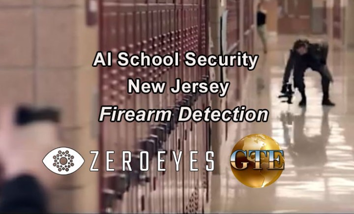 AI School Security - New Jersey Firearm Detection