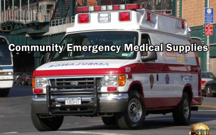 Community EMS Supplies .