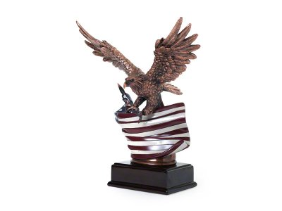 Cast Eagle Patriot Memorial