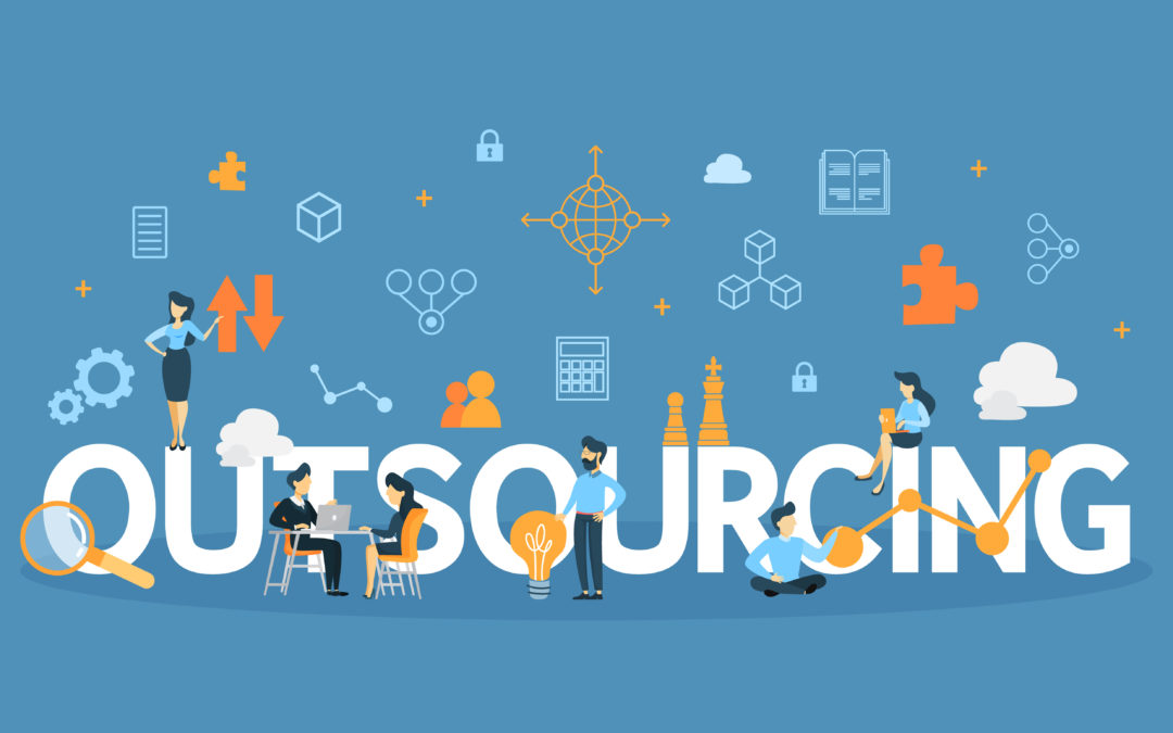 How is technology shaping outsourcing?