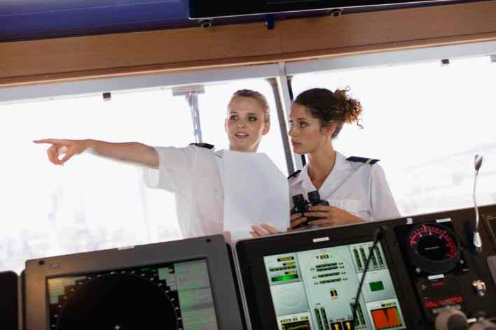 NEWS) Protecting Women as Workers in the Maritime Environment and the MLC,  2006