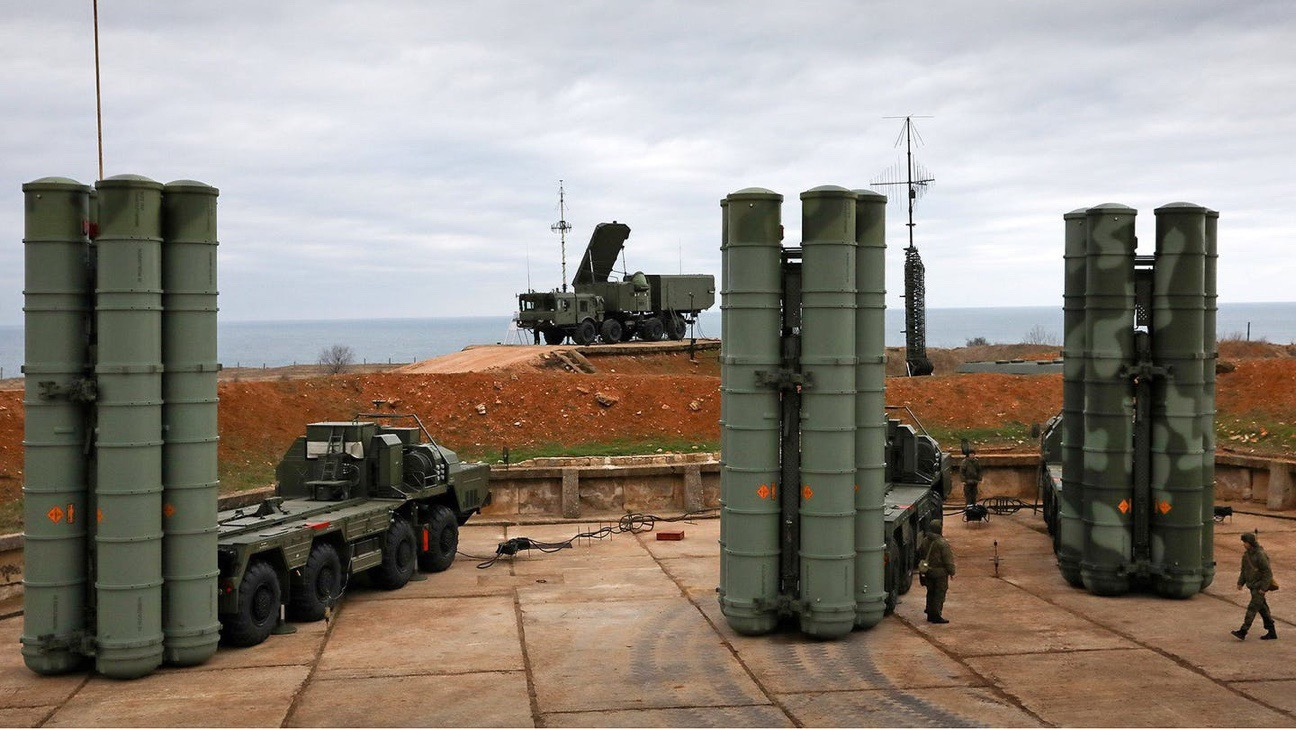 Sino-Russian cooperation on ground-to-air defence systems