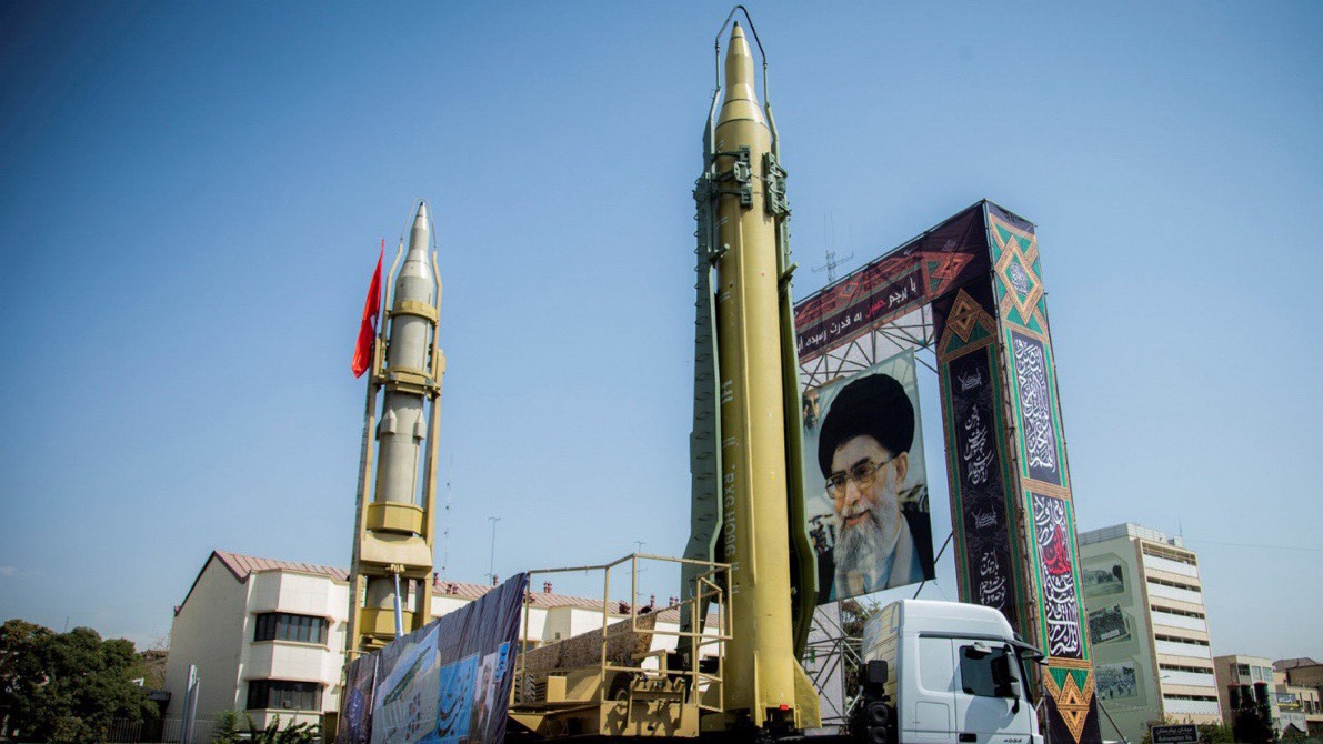 Tehran dreams of an Ashura missile with a range of 2,500 kilometres