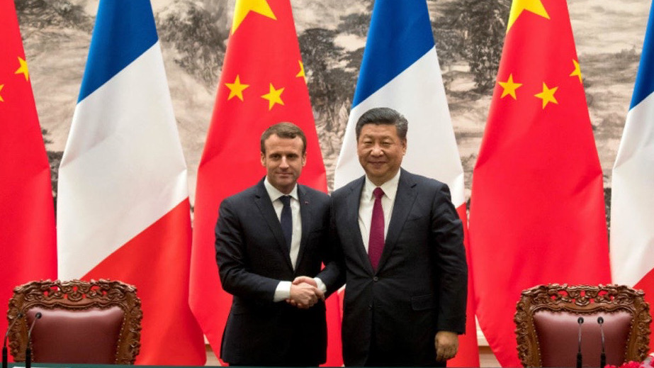 Paris and Beijing are trying to defuse the Covidian fake news crisis