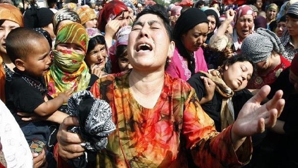 The Beijing government's ruthless sterilization policy for Uyghur women