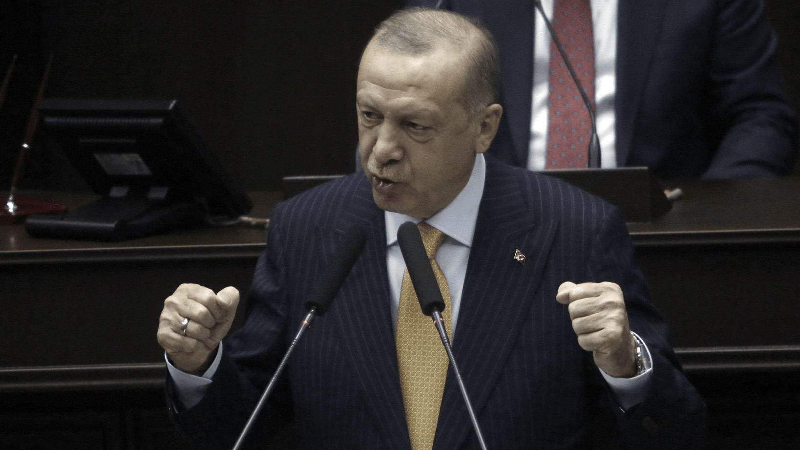 Erdogan as the new godfather of Islamic fascism