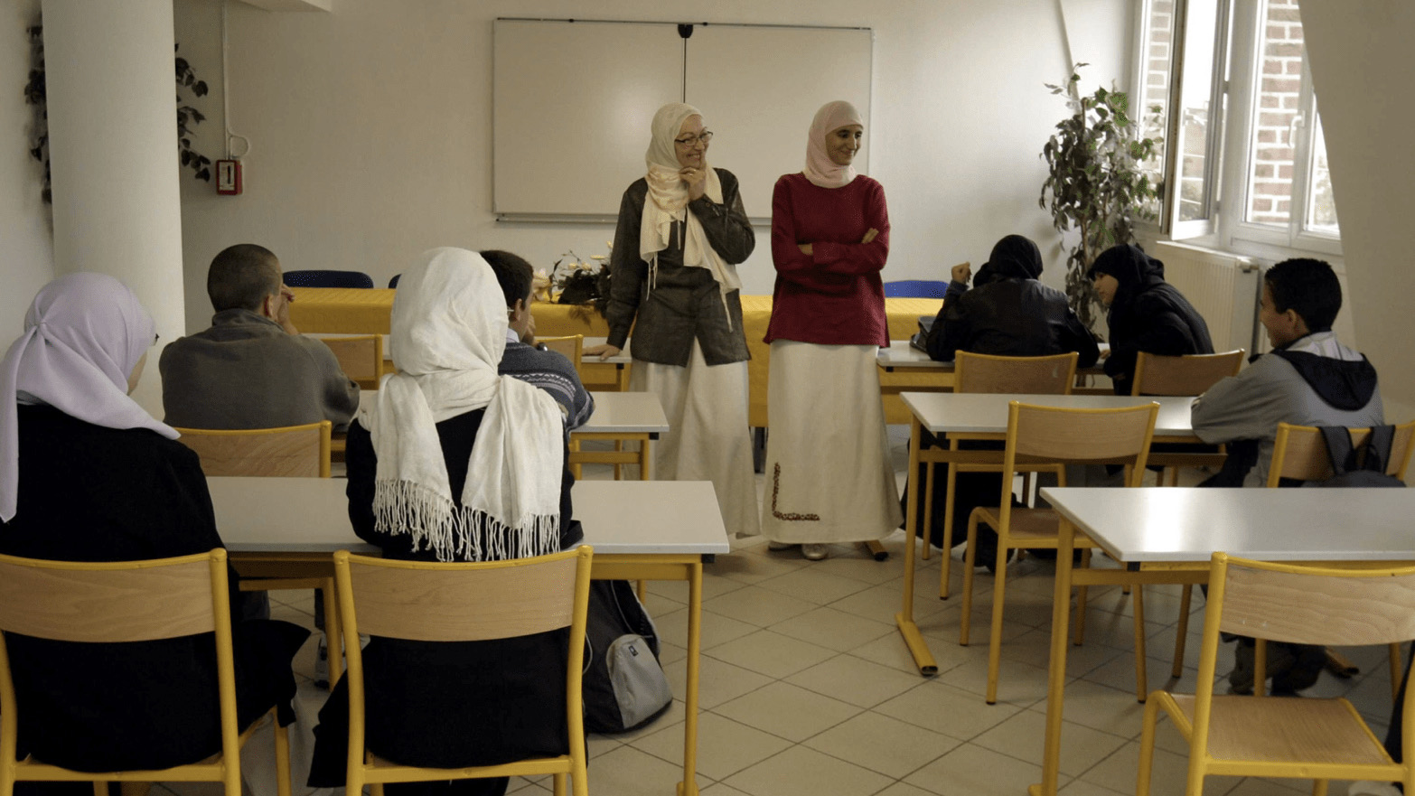 Qatari funding : The heavy silences of the french National Education on the Averroès High School in Lille