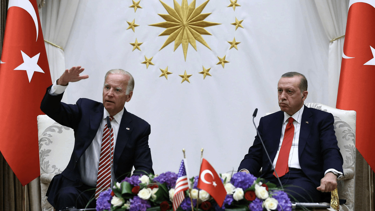 Will Biden be able to stop Erdogan's neo-Ottoman expansionism?