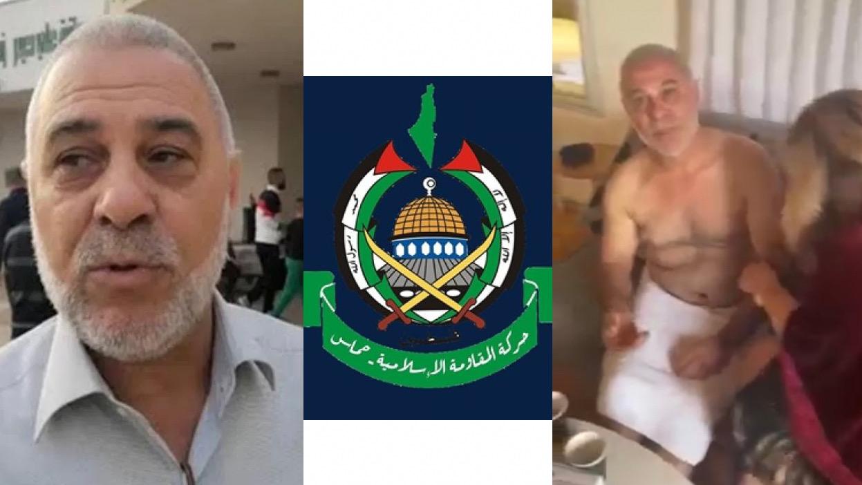 Un chef du Hamas filmé avec une prostituée dans hôtel israélien !
