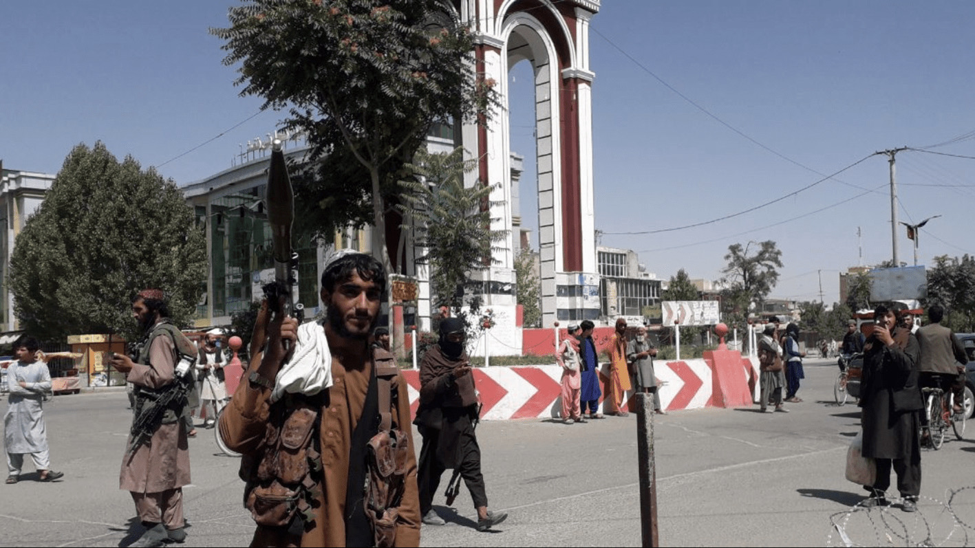 Afghanistan: A country on the brink