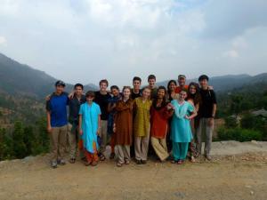 One of my GSL groups in Uttarakhand