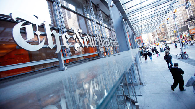 New York Times Headquarters
