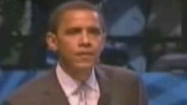 Was controversial Obama speech racially charged?
