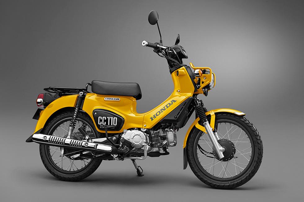 Honda Global   CROSS CUB 110
