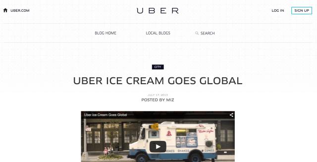 Uber Localization