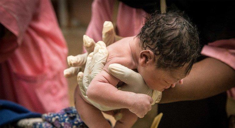 Make 2021 'safer, healthier world for children', UNICEF chief urges