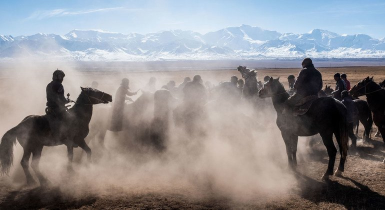 FROM THE FIELD: Weathering a tourist downturn in Kyrgyzstan