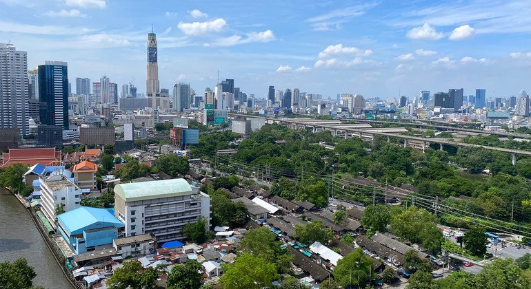 Harness 'transformative potential' of urbanization for people and planet
