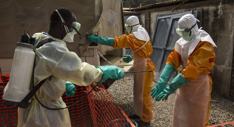 Three die as new Ebola outbreak declared in southern Guinea