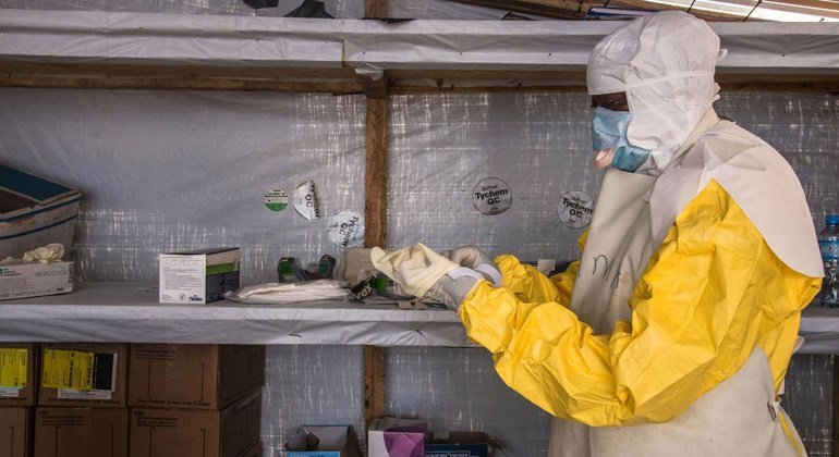 1,600 vaccinated in Guinea Ebola virus outbreak but more jabs needed: WHO