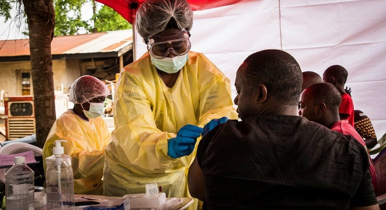 UN agencies, partners establish global Ebola vaccine stockpile