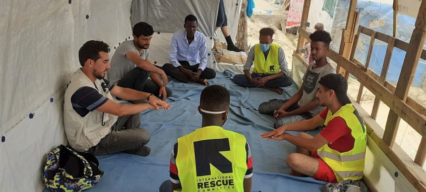 Real Life Heroes: 'A simple word can mean a lot to a refugee' | | UN News