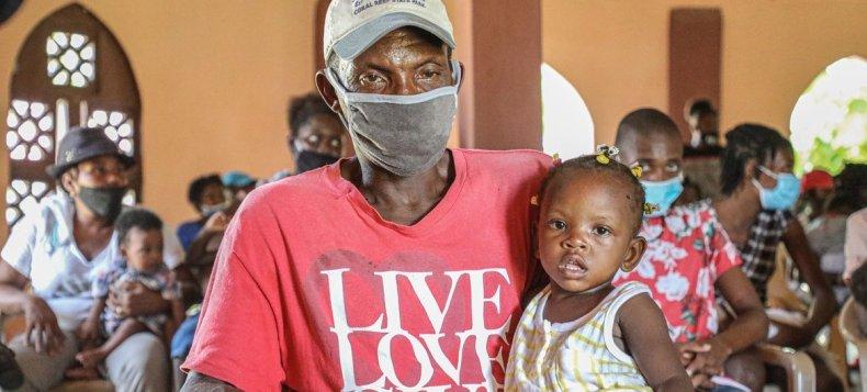 Al menos 1,5 millones de niños precisan asistencia humanitaria urgente en Haití