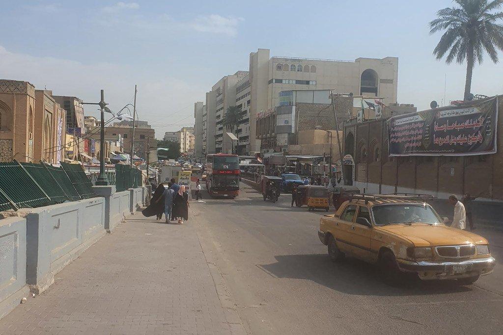 تقرير ثالث عن حقوق الإنسان في سياق المظاهرات في العراق يفيد بأن