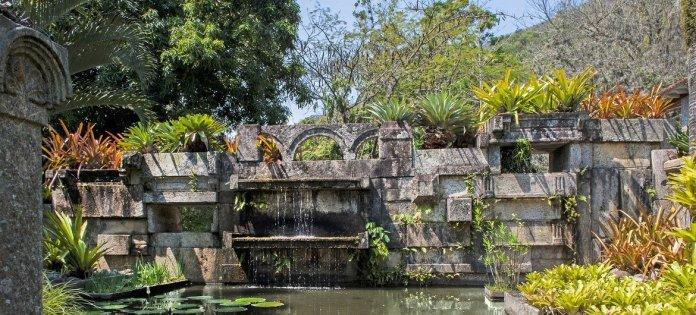 Sítio Roberto Burle Marx, Brasil.