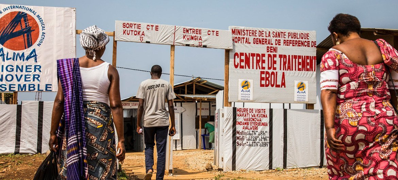 RDC : une campagne de vaccination contre le virus Ebola commence au Nord-Kivu