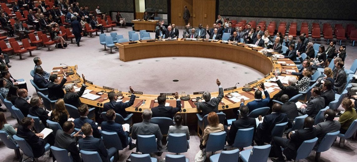 UN council urges all to ratify security ban
