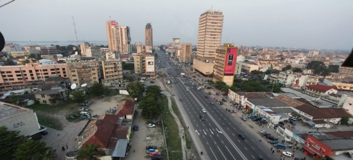 Image result for Democratic Republic of Congo city
