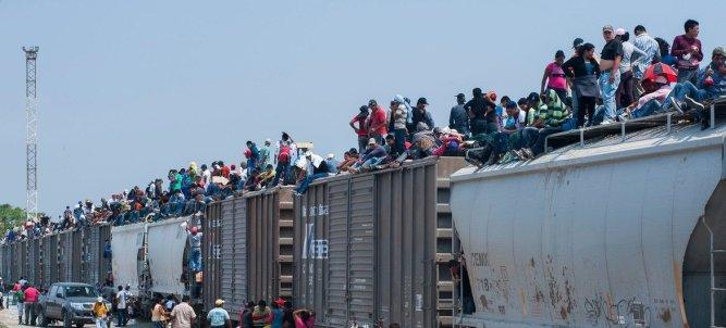 Migrant deaths along US-Mexico border remain high despite drop in crossings – UN agency | | UN News