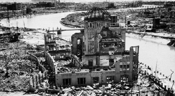 Anniversaire du bombardement d'Hiroshima : le chef de l'ONU ...