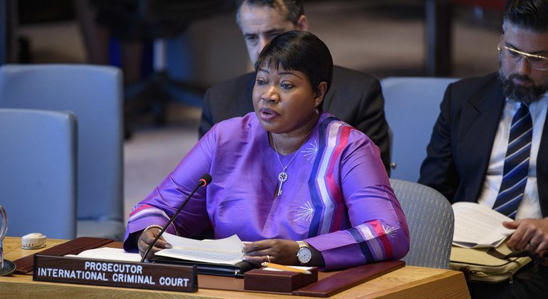 Secretary-General welcomes US decision to lift sanctions against ICC officials