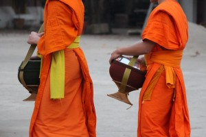 Morning Alms Luang Prabang (12)