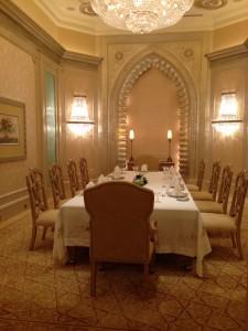 emirates palace luxury hotel
