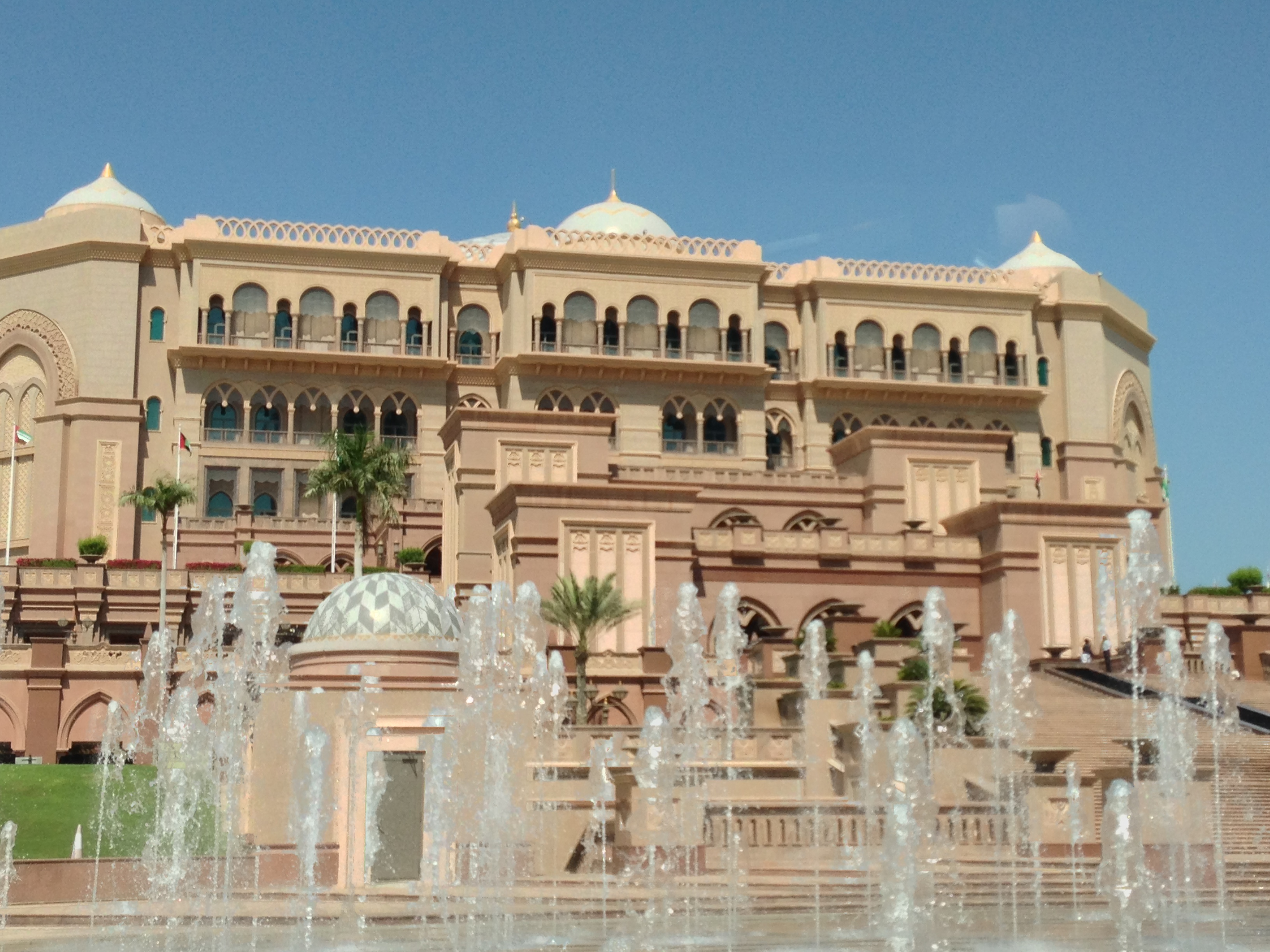 Emirates Palace-- A Luxury Hotel that makes your dreams ...