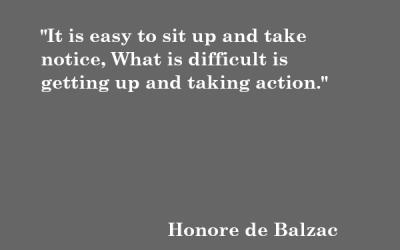 Quote: Honore de Balzac