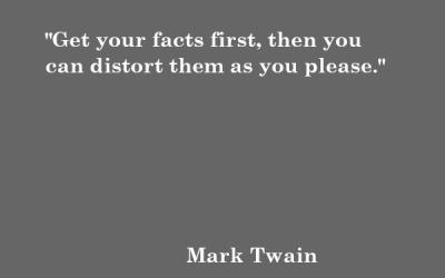 Quote: Mark Twain