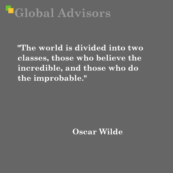 Quote: Oscar Wilde