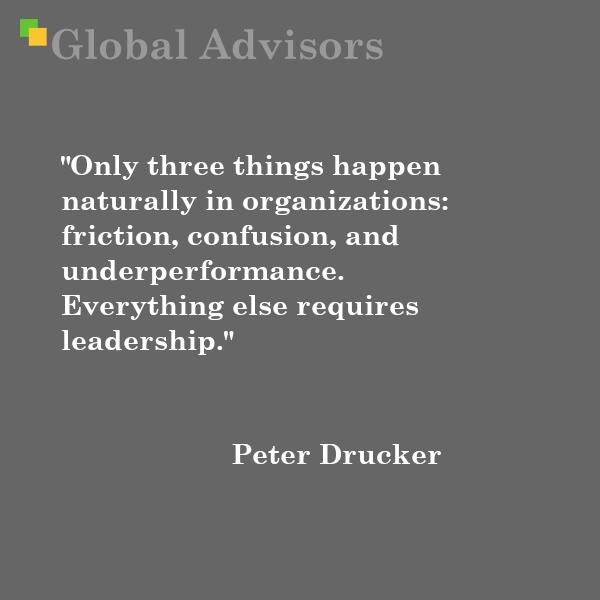 Quote: Peter Drucker