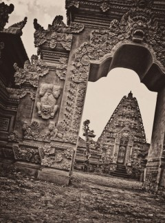 Pura Dalem   Bali, Indonesia