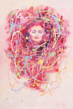 Joanna Blair - The Artist Sleeps (but her creative synapses don't!)