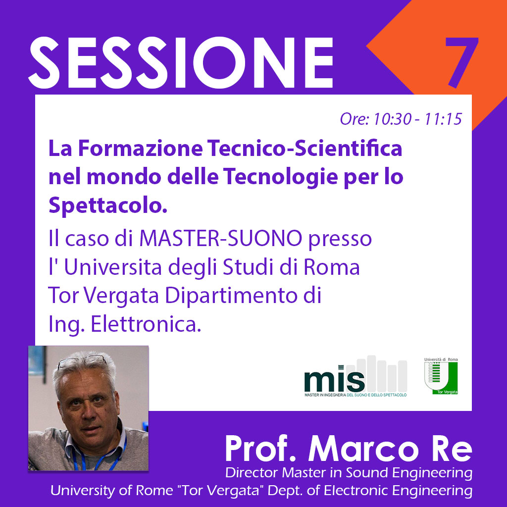 Prof Marco Re