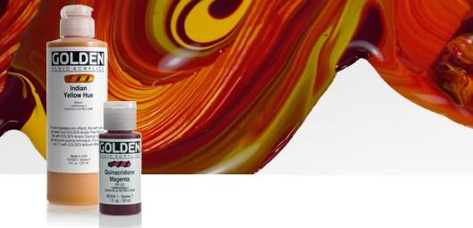 Golden Acrylics | Fluid | Global Art Supplies