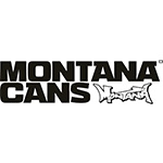 Montana Cans | Montana Black | Montana Acrylic Markers | Montana Gold | Global Art Supplies