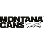Montana Cans | Montana Black | Montana Acrylic Markers | Montana Gold | Global Art Supplies