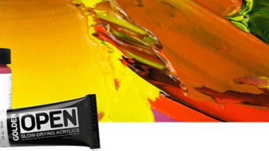 Open Acrylics | Global Art Supplies